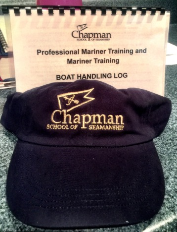 "fa96594b1f2 Jan 6th started a new phase of my retirement ""GAP"" year and a half plan. I  am enrolled in the 2 month course for Professional Mariners Training at  Chapman s ..."